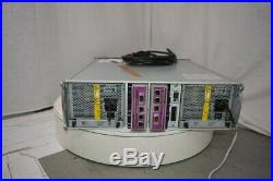 Dell EqualLogic PS4000 E01J ISCSI SAN Storage Array System SEE NOTES