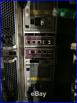 Dell EqualLogic PS4000 Storage Array SHELF E03M003 Cards WRACK KIT AND KEY