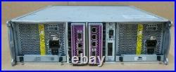 Dell EqualLogic PS4000 Virtualized iSCSI SAN Storage Array 2 x Control Module 8