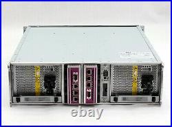 Dell EqualLogic PS4000 iSCSI 16-Bay Storage Array E01J 0939118-02 with2E03M003
