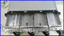 Dell EqualLogic PS4000X 16B ISCSI SAN Storage Array with 2x Control Module 8 2xPSU