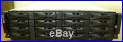 Dell EqualLogic PS4000XV Virtualized iSCSI SAN Storage Array 7.2TB 2x Ctrl Mod 8