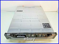 Dell EqualLogic PS4100 With 12x 2TB HDD 2x Control Module 12, Storage Array
