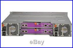 Dell EqualLogic PS4100X 2U 12 x 500GB SAS 3.5 iSCSI SAN Storage Array 6TB