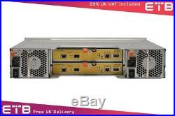 Dell EqualLogic PS4110E 12 x 2TB 7.2k SAS iSCSI Storage Array