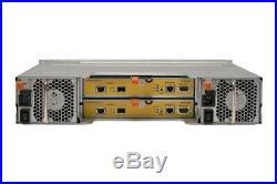 Dell EqualLogic PS4110X 24 x 600GB 10k 2.5 SAS