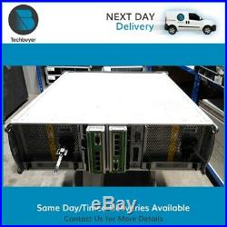 Dell EqualLogic PS6000 Storage Array 2 x Controllers 2 x PSUs