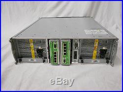 Dell EqualLogic PS6000XV 8x 600GB 15K SAS Hard Drives Storage Array iSCSI SAN