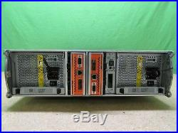Dell EqualLogic PS6010 16 Bay SAS Storage Array with2 PSU & 2 Controllers Tested