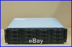 Dell EqualLogic PS6010E Virtualized iSCSI SAN Storage Array 16 x 1TB = 16TB