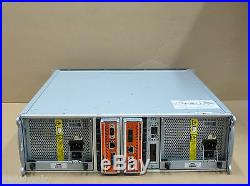 Dell EqualLogic PS6010X Virtualized iSCSI SAN Storage Array 16 x 600GB SAS 10k
