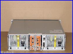 Dell EqualLogic PS6010XVS iSCSI SAN Storage Array 8x 100Gb SSD, 8x 450Gb 15k SAS