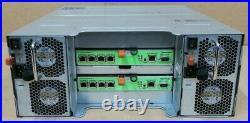 Dell EqualLogic PS6100E 24-Bay 3.5 4U Virtualized iSCSI SAN Storage Array