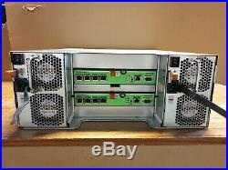 Dell EqualLogic PS6100E 24 x 2To GB 7.2k 3.5SAS iSCSI Storage Array