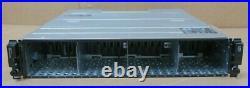 Dell EqualLogic PS6100X 2U iSCSI SAN Storage Array 24-Bay 2x Type 11 Controller