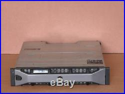 Dell EqualLogic PS6100X Virtualized iSCSI SAN Storage Array 24x 600GB SAS 14.4TB