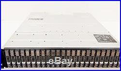 Dell EqualLogic PS6100XV SAN Storage Array 3.5TB (24 x 146GB) 15K SAS Drives