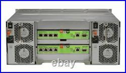 Dell EqualLogic PS6100e Virtualized iSCSI SAN Storage Array 24 x 1TB = 24TB HDD