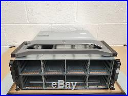 Dell EqualLogic PS6110 10GbE iSCSI Dual Controller SAN Storage Array 24x 3.5'
