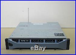 Dell EqualLogic PS6110X Virtualized iSCSI SAN Storage Array 24 x 1.2TB SAS 10k