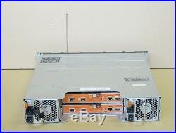 Dell EqualLogic PS6110X Virtualized iSCSI SAN Storage Array 24x 900GB SAS 10k