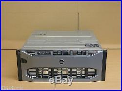 Dell EqualLogic PS6110e Virtualized 10GbE iSCSI SAN Storage Array 24 x 2TB SAS