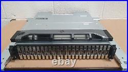 Dell EqualLogic PS6210X 14.4TB (24x 600GB 10K SAS) 10GbE iSCSI SAN Storage Array