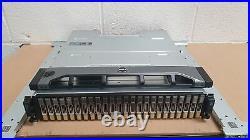 Dell EqualLogic PS6210X 21.6TB (24x 900GB 10K SAS) 10GbE iSCSI SAN Storage Array