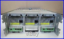 Dell EqualLogic PS6500X Virtualized iSCSI SAN Storage Array 48x600GB SAS 28.8TB