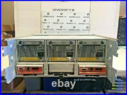 Dell EqualLogic PS6510 ISCSI San Storage Array with 48x 600GB SAS 2x 0944611-02