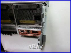Dell EqualLogic PS6510e SAN iSCSI Storage Array 2x 0G9J5 Control Module 10