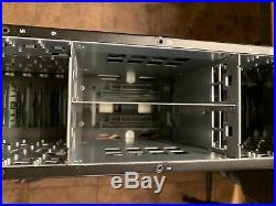 Dell Equallogic PS-M4110 Blade 14 bay SAN Storage Array For M1000e 2 x 10GB CTR