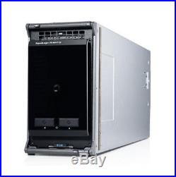 Dell Equallogic PS-M4110X Blade 14 bay SAN Storage Array For M1000e 2 x 10GB CTR