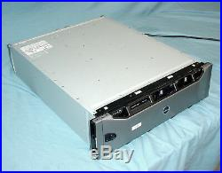 Dell Equallogic PS6000 SAS Storage Array 0935411-03 withTrays and Key