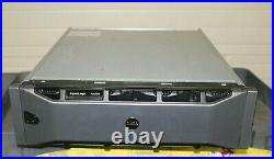 Dell Equallogic PS6000 Storage Array With Two Type 7 Controllers and Two 440W PSUs
