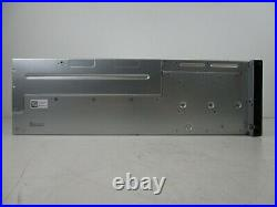 Dell Equallogic PS6100 24 Bay SAN Storage Array (FFGC3) with 17x 600GB HDDs