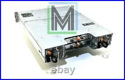 Dell MD1200 PowerVault 12-Slot 3.5 LFF 6Gbps SAS Storage Array with 12x 4TB HDD