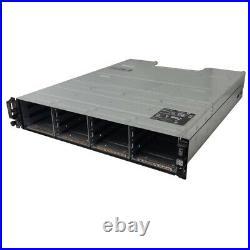 Dell MD1200 PowerVault LFF Storage Array Redundant EMMs No HDDs