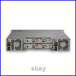 Dell MD1220 PowerVault Storage Array 24x 3.84TB SAS SSD Redundant EMMs