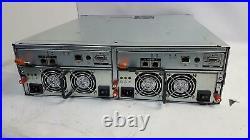 Dell PowerVault MD AMP01 SAS Storage Array 2x PSU@