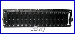 Dell PowerVault MD1000 15 Bay DAS Array Storage System, 15x 146GB 15K SAS Drives