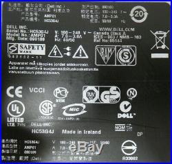 Dell PowerVault MD1000 6x 450GB SAS 2.7TB 2x SAS Control Modules Storage Array