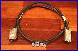 Dell PowerVault MD1000 AMP01 15-Bay SAS/SATA Storage Array 9 caddy/trays