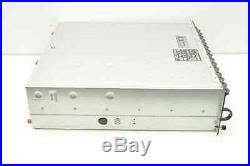 Dell PowerVault MD1000-AMP01 Storage Array with (2) AMP01-SIM SAS/SATA Controllers