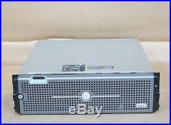 Dell PowerVault MD1000 SAS SATA 30TB Drive Storage Array SAN with 15 x 2TB Enter