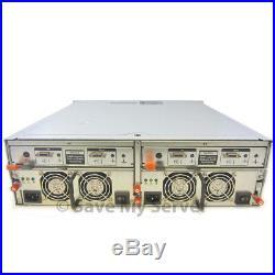 Dell PowerVault MD1000 Storage Array, 15x 2TB 7 2K Dual SAS