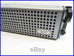 Dell PowerVault MD1120 2.5 Storage Array Dual Controllers JT356 & PSU F884J