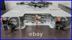 Dell PowerVault MD1200 12-Bay 12x600GB 15k Storage Array with MD12 SAS