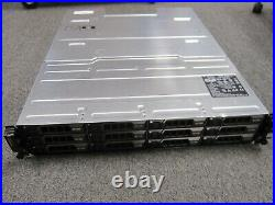 Dell PowerVault MD1200 12-Bay 3.5 Storage Array with MD12 SAS Controller 3DJRJ