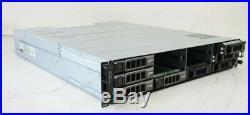 Dell PowerVault MD1200 12-Bay SAS Storage Array + 2x W307K Controllers 2x PSU